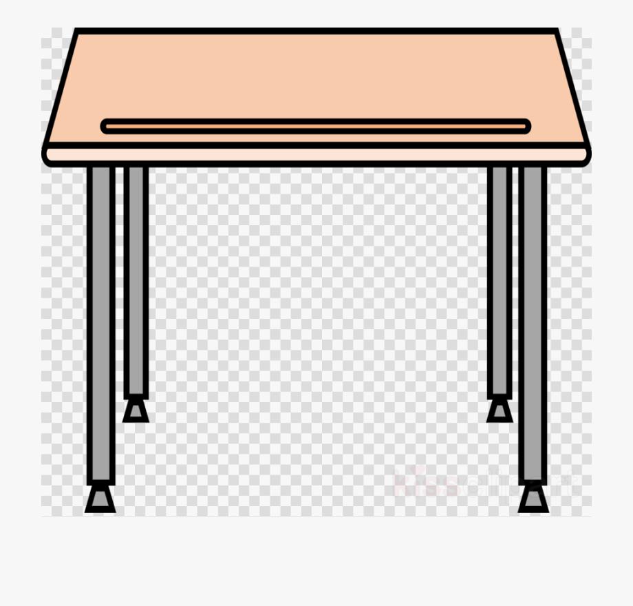 Table Transparent Image Clipart.