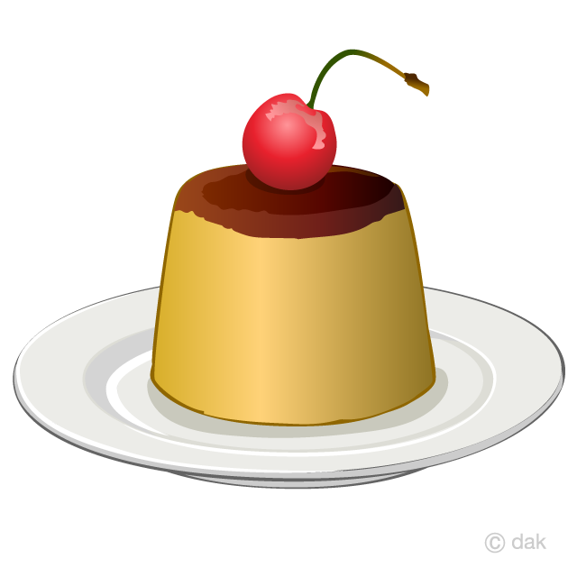 Pudding Clipart Free Picture Illustoon.