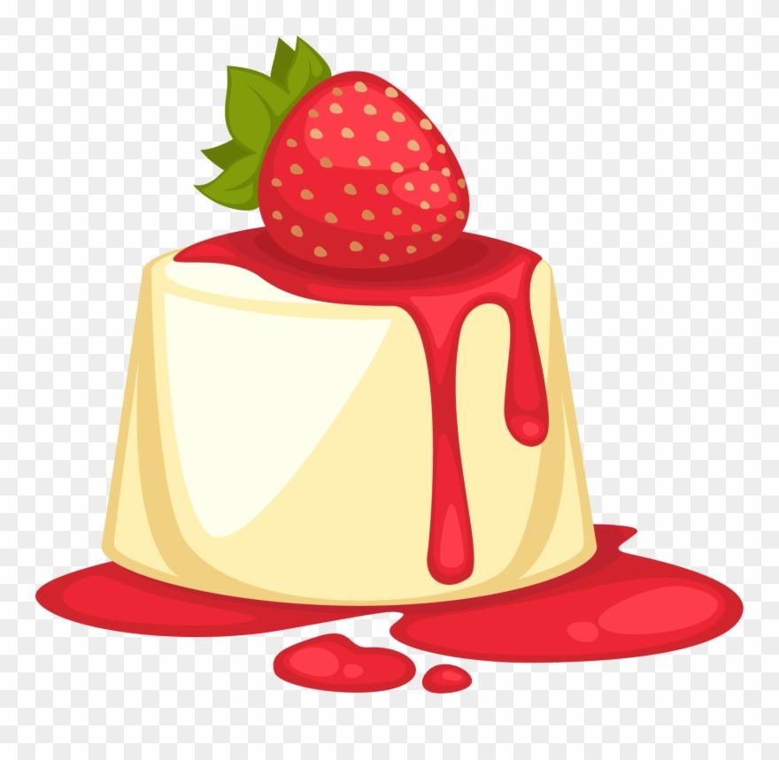 Dessert Clipart.