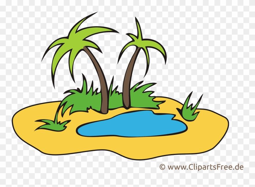 Clipart Urlaub Strand.