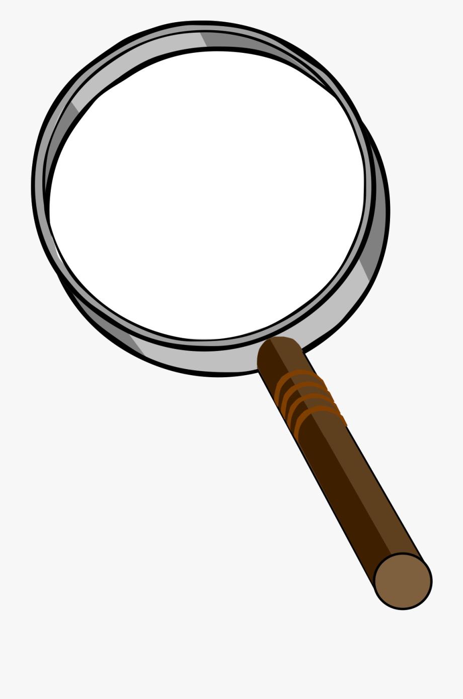 Magnifying Glass Magnifier Clip Art At Vector Transparent.
