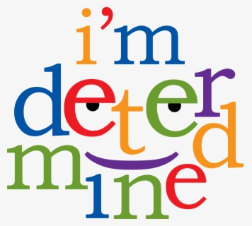 Free Determination Clip Art with No Background.