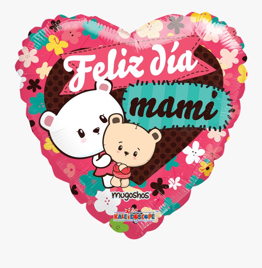 Transparent Feliz Dia De Las Madres Clipart.