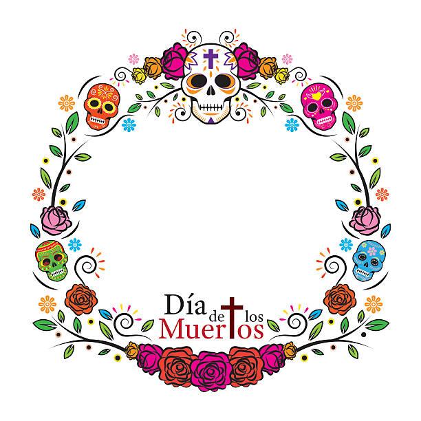 Best Dia De Los Muertos Illustrations, Royalty.