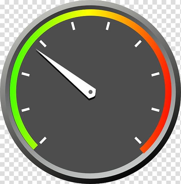 Dial Speedometer Tachometer , meter transparent background.