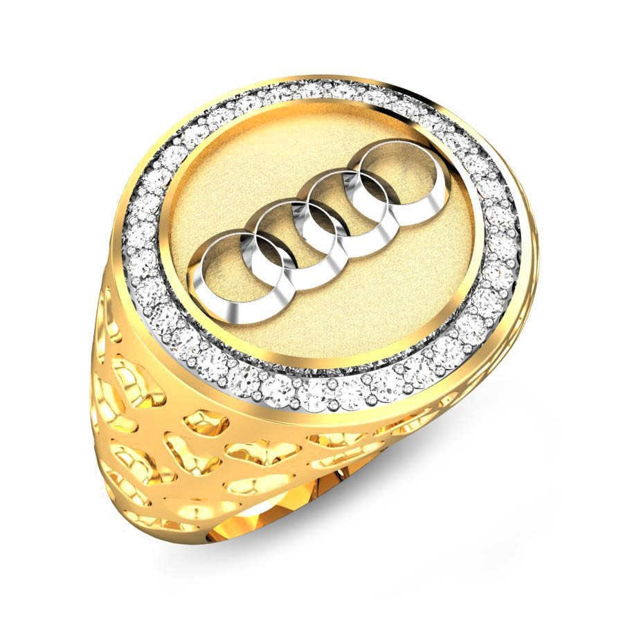 Audi Diamond Ring.