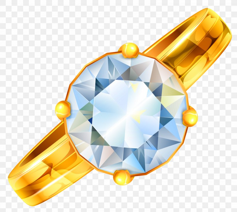 Ring Diamond Jewellery Clip Art, PNG, 3116x2787px, Earring.