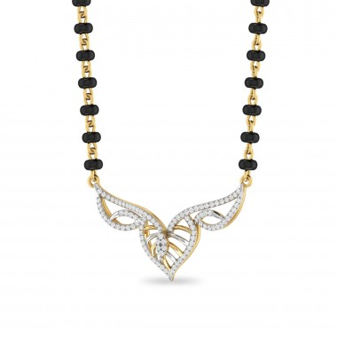 Buy Diamond Mangalsutras Online in Latest 2020 Designs at.