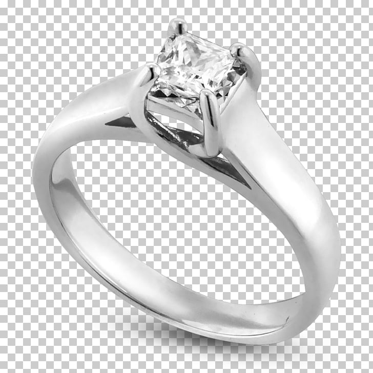 White metal Silver Metal prices Solitaire, silver PNG.