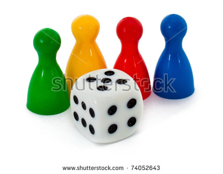 Board Game Stock Images, Royalty.