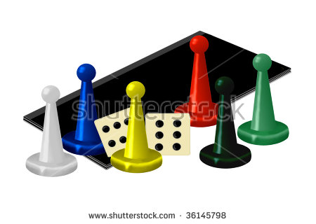 Family Game Night Clipart Game Board Stock Illustration 36145798.