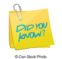 Did You Know Clipart Free.