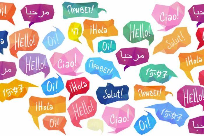 Hello clipart diff language, Hello diff language Transparent.