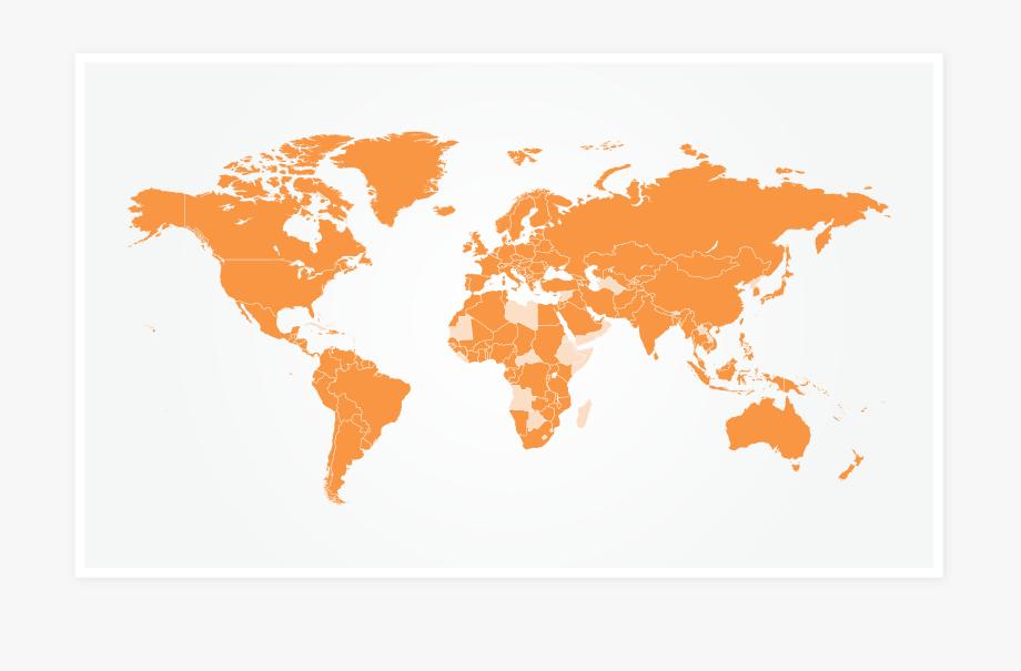 Digicel Png Coverage Map Transparent Background.