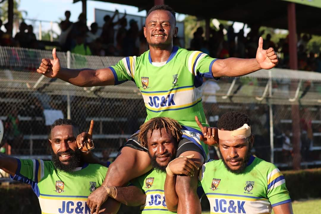 PNG Rugby Football League (@PNGRFL_Official).