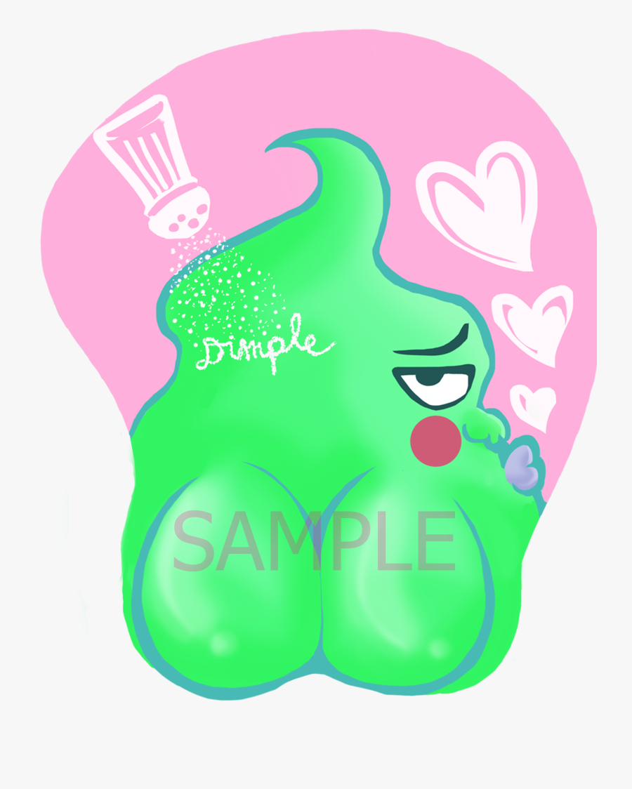 Dimple Mob Psycho Png , Free Transparent Clipart.