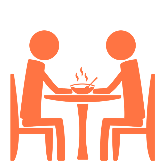 Restaurants clipart dining table, Picture #1987232.