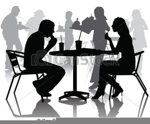 Free Clipart Dining Out.