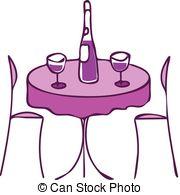 Romantic dinner Clipart and Stock Illustrations. 5,201 Romantic.