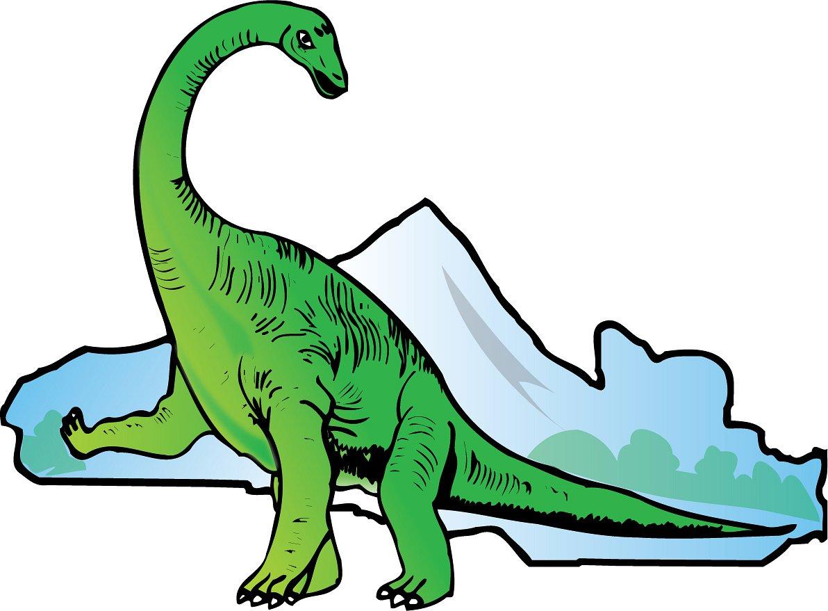 Dinosaur Clip Art Free For Kids.