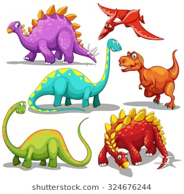 Dinosaurs clipart images 1 » Clipart Station.