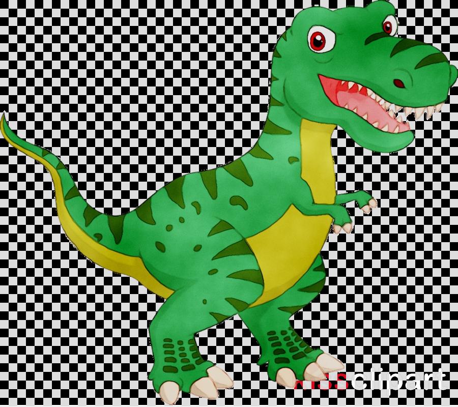 Dinosaur Cartoon clipart.