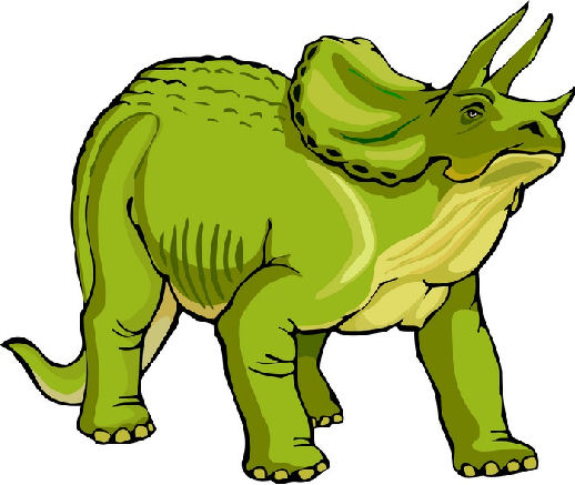 Dinosaur Clip Art Free For Kids.