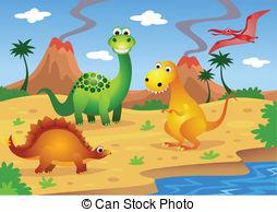 Dinosaur Clip Art and Stock Illustrations. 19,367 Dinosaur EPS.
