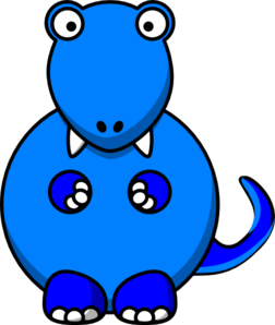 Free Dinosaur Clip Art Pictures.