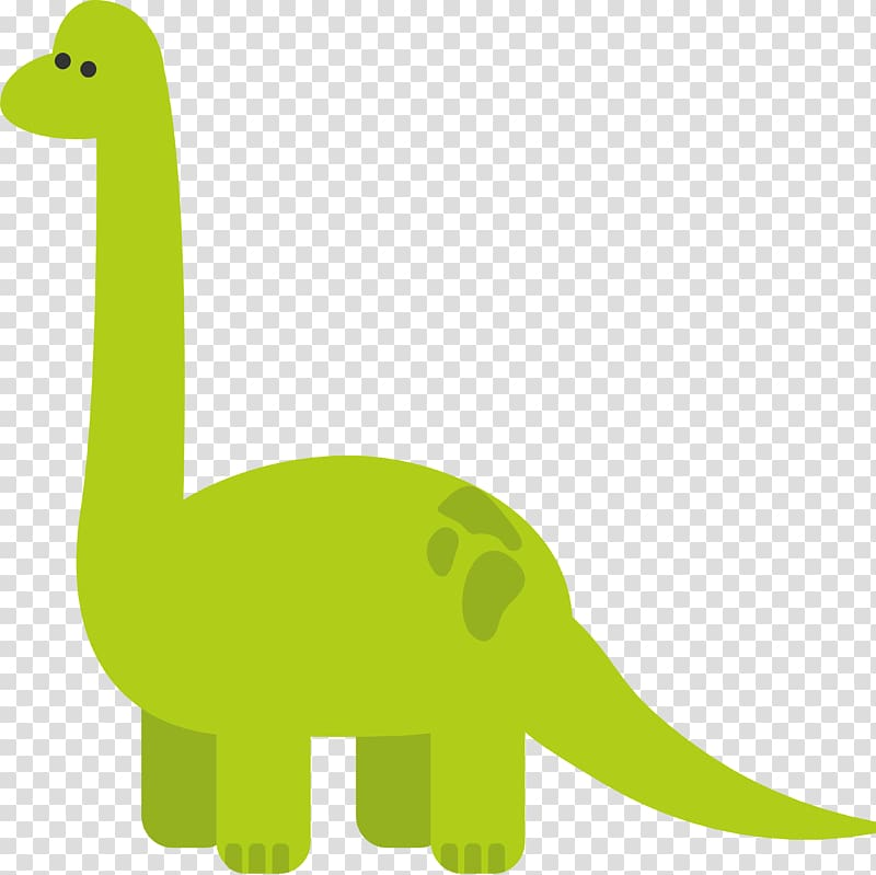 Green dinosaur illustration, Dinosaur Footprints Reservation.