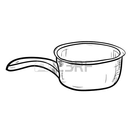 Dipper clipart black and white 2 » Clipart Station.