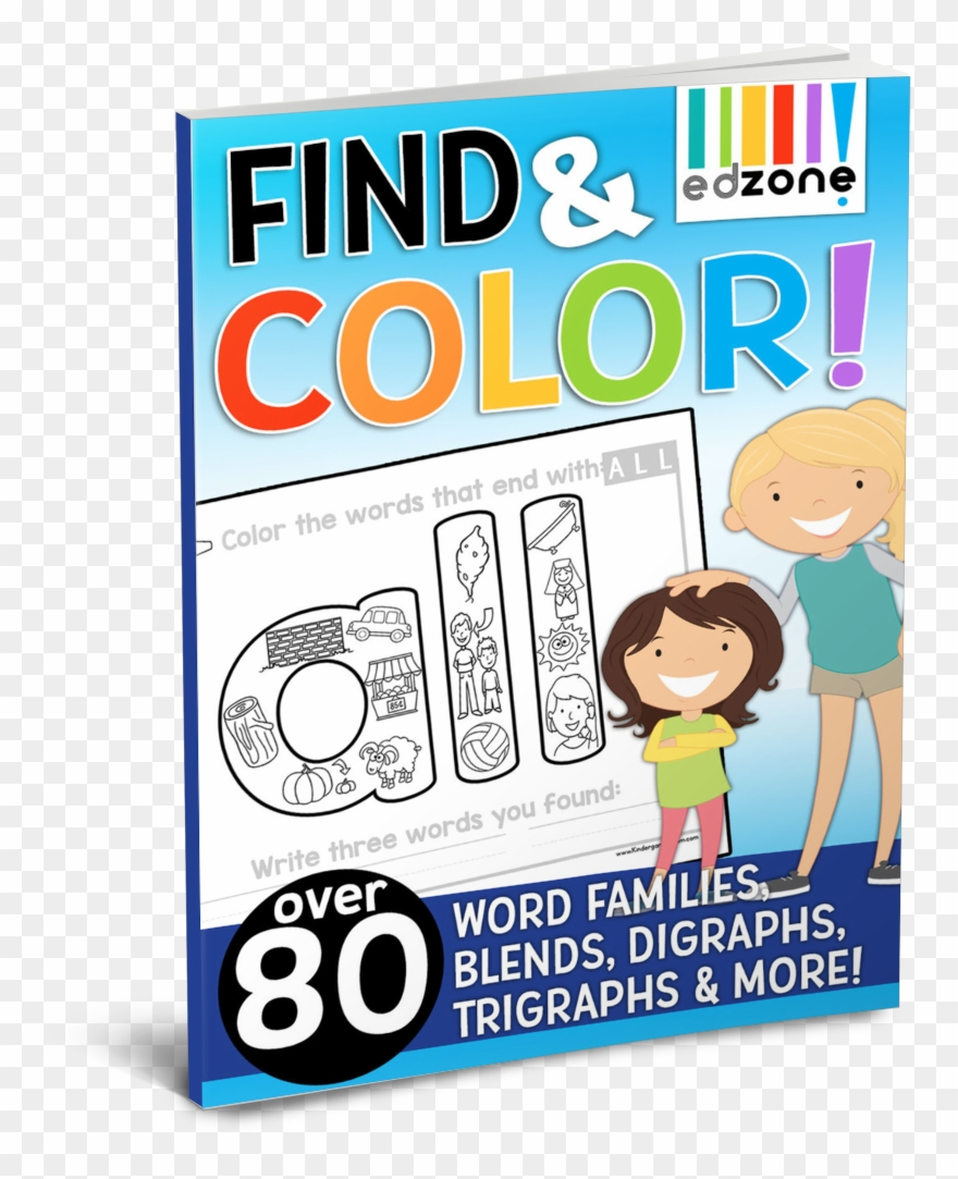 Word Families, Blends, Digraphs & Trigraphs.