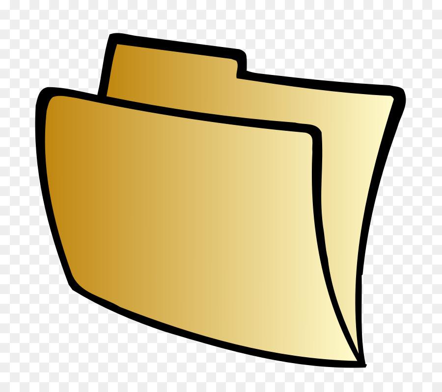 Paper Directory File Folders Clip art.