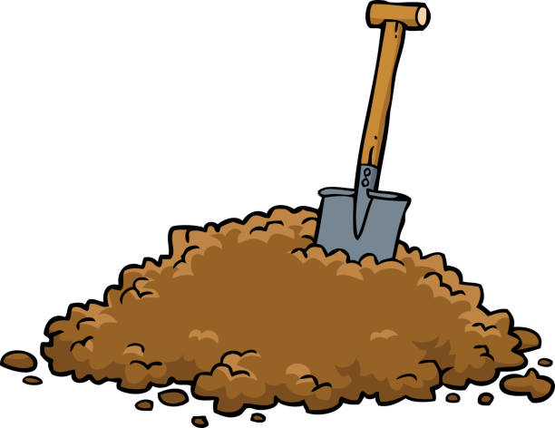 Best Mound Of Dirt Illustrations, Royalty.