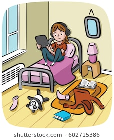 Dirty room clipart 4 » Clipart Station.