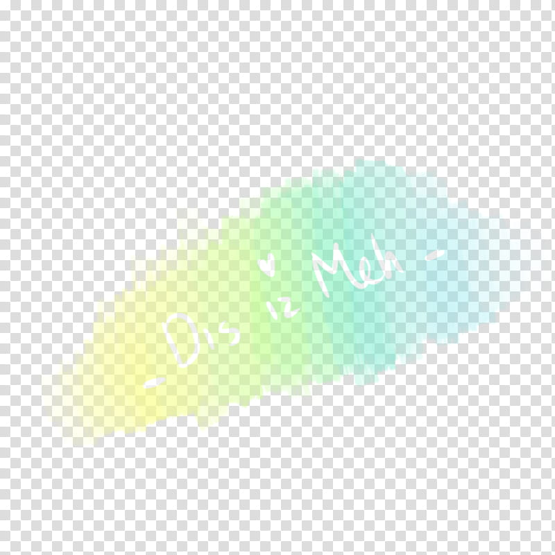 Dis Iz Meh transparent background PNG clipart.