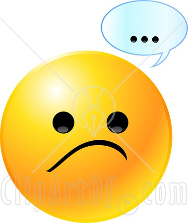 Disappointed Face Clipart#2053300.