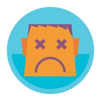 clipart disappointed face #7
