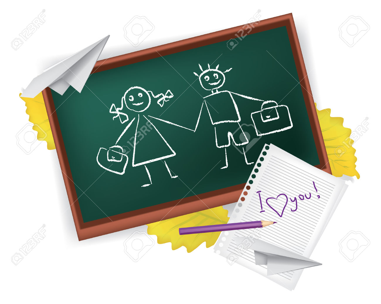 clipart disciplines scolaires #7