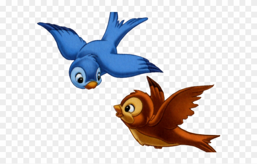 Bluebird Clipart Disney.
