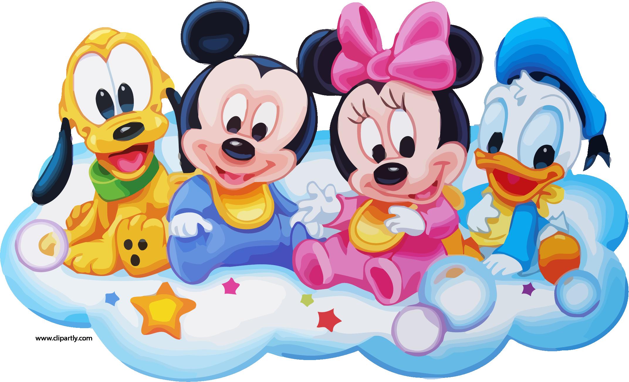 Cute Disney Disney Babies Donald Favim Clipart Png.