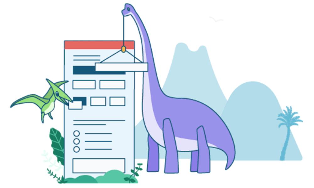 Online Form Builder with Cloud Storage Database.