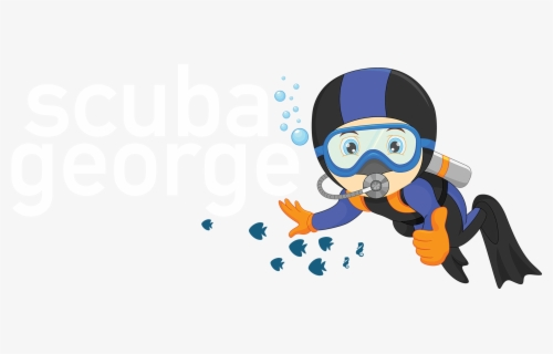 Free Divers Clip Art with No Background.