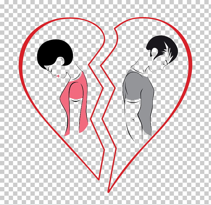 Divorce Family Marriage Broken heart, Family PNG clipart.