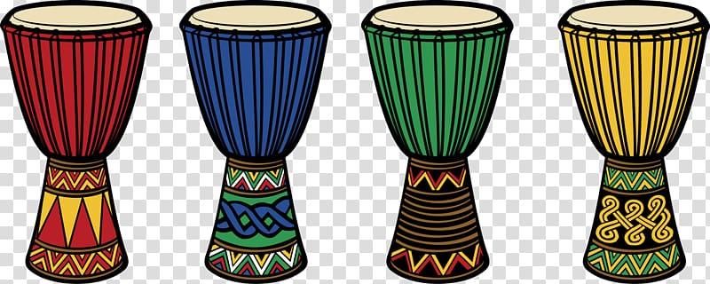 Djembe Drum Music of Africa Rhythm in Sub.