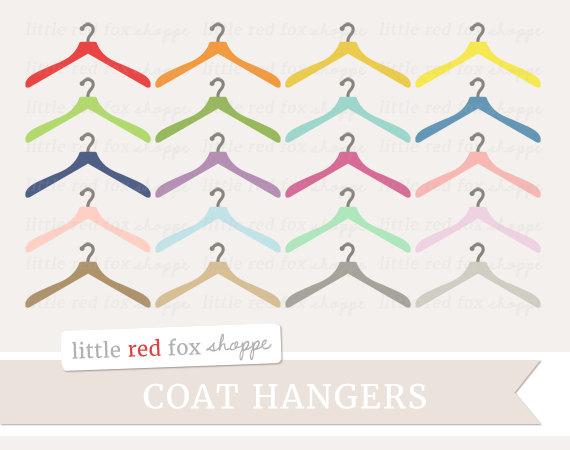 Coat Hanger Clipart Laundry Clip Art Clothes Clothing Shirt.