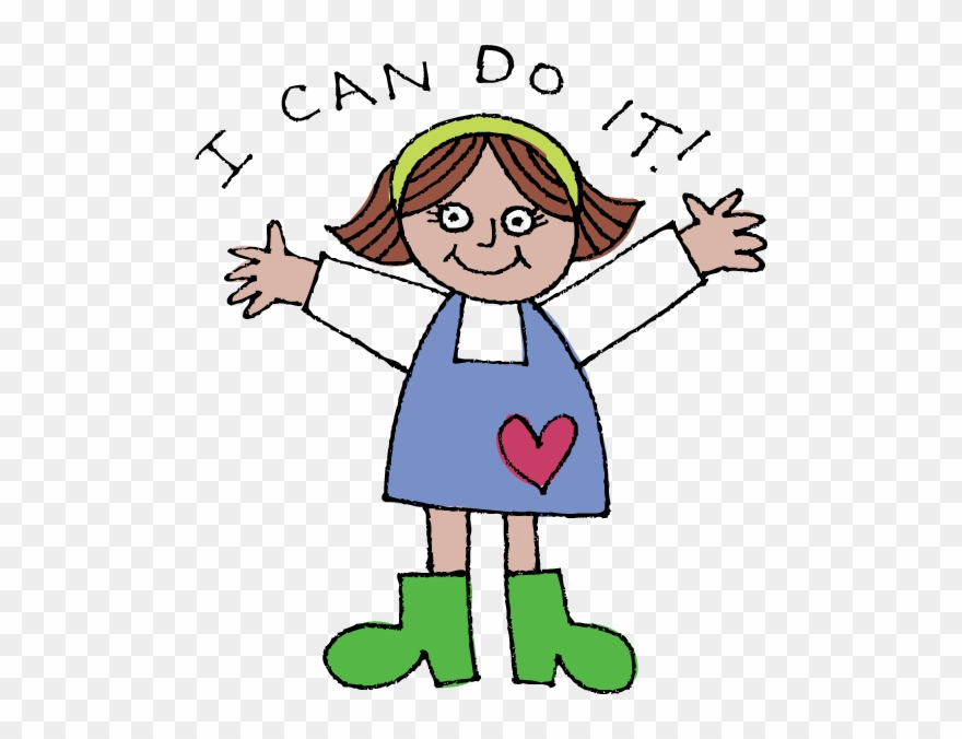 I Can Do It.