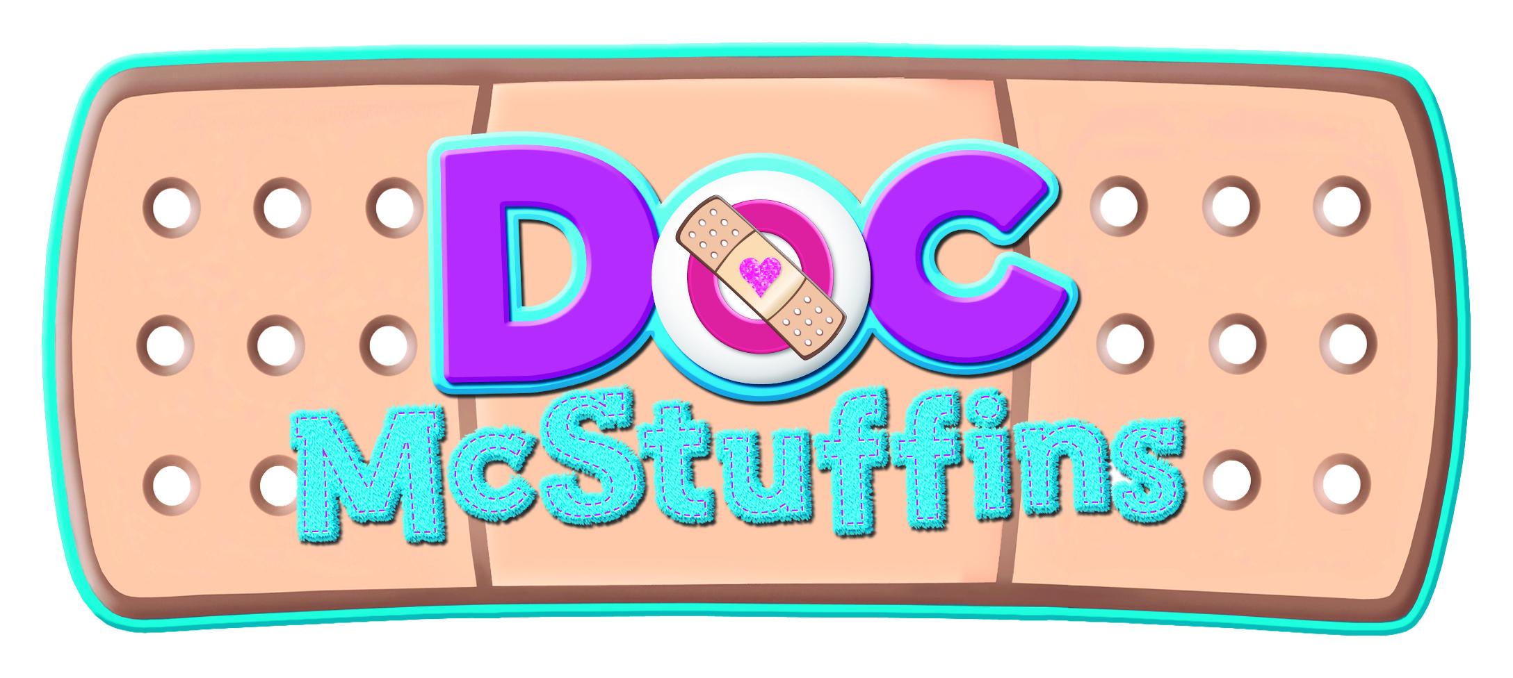 Doc McStuffins Clip Art Logo free image.
