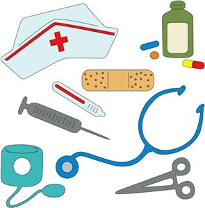 Doctor tools clipart 5 » Clipart Station.