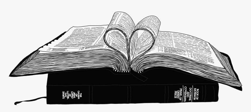 Clip Art Lds Scriptures Clipart.